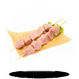 Griechische Hähnchen Souflaki Tiefgefroren, original, 100g/st