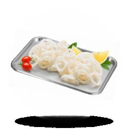Calamari-Ringe 3-8cm, premium Qualität, tiefgefroren