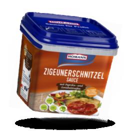 Zigeuner Sauce Mit Zwiebeln und Paprika