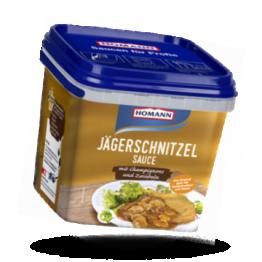 Jäger Sauce Mit Champignons und Zwiebel