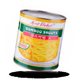 Bambus Streifen