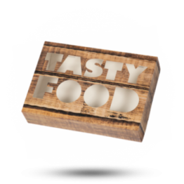 Cateringbox 56x38x8cm, 'Tastyfood'