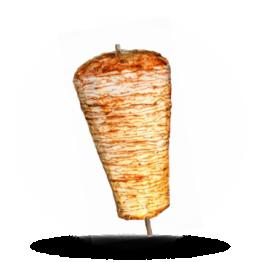 Premium Hänchen Döner-Spieß Halal, Tiefgefroren