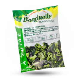Broccoli 40-60mm, tiefgefroren