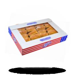 Hotdogbrötchen 64st, tiefgefroren