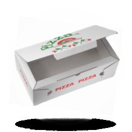 Calzone box 30x16x10, Kraft