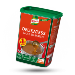 Delikatess Sauce zum Braten