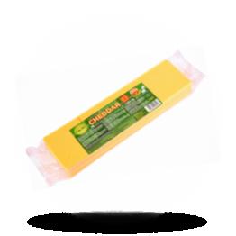 Geschnitten Cheddar Käse 45+ 88 Scheiben