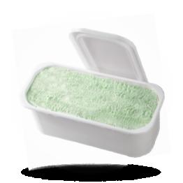 Pistazien Eis Speise Eis, tiefgefroren