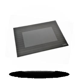Placemat Papier, schwarz