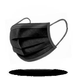 Masken Schwarz, nicht medisch